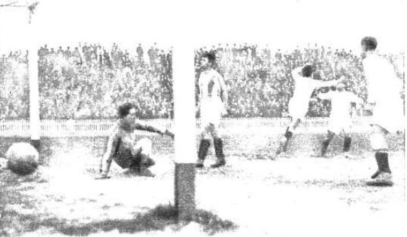 18.11.1933: Valencia CF 2 - 1 Real Betis