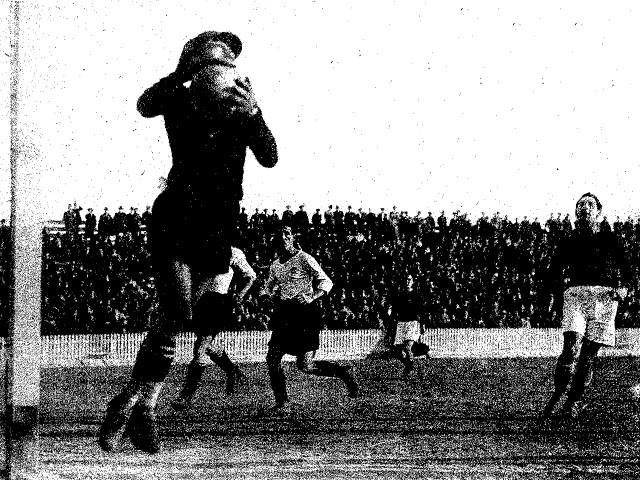 24.12.1933: Valencia CF 1 - 2 Rac. Santander