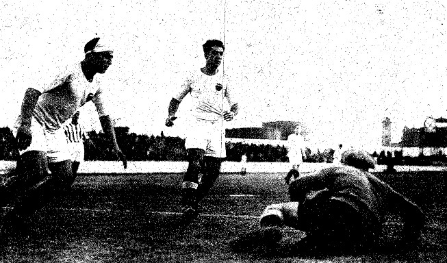 21.01.1934: Real Betis 2 - 1 Valencia CF