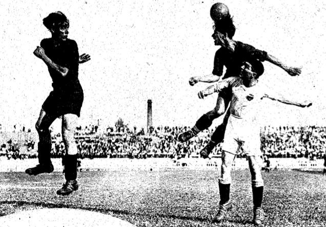 10.06.1934: FC Barcelona 3 - 1 Valencia CF
