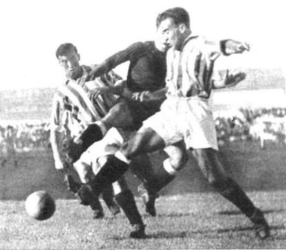 16.09.1934: Valencia CF 1 - 1 Real Betis
