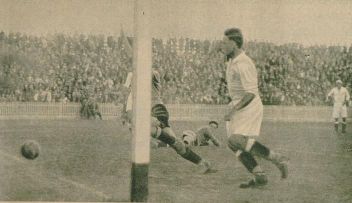 11.11.1934: Valencia CF 4 - 1 Sevilla FC