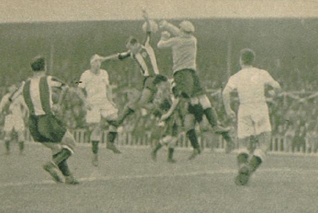 18.11.1934: Hércules CF 0 - 0 Valencia CF