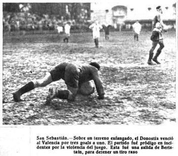 06.01.1935: Real Sociedad 3 - 1 Valencia CF