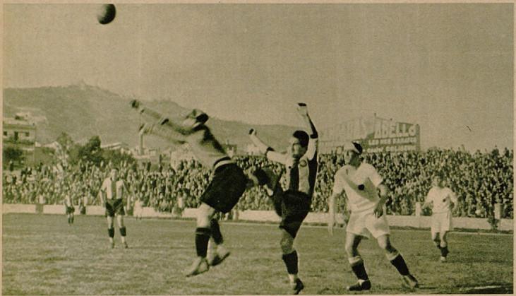 17.02.1935: RCD Espanyol 1 - 2 Valencia CF