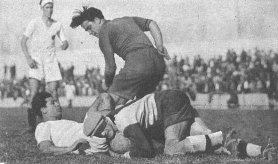 17.03.1935: Sevilla FC 4 - 2 Valencia CF