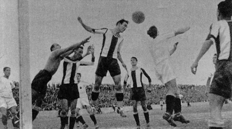 26.05.1935: Valencia CF 1 - 1 Levante UD