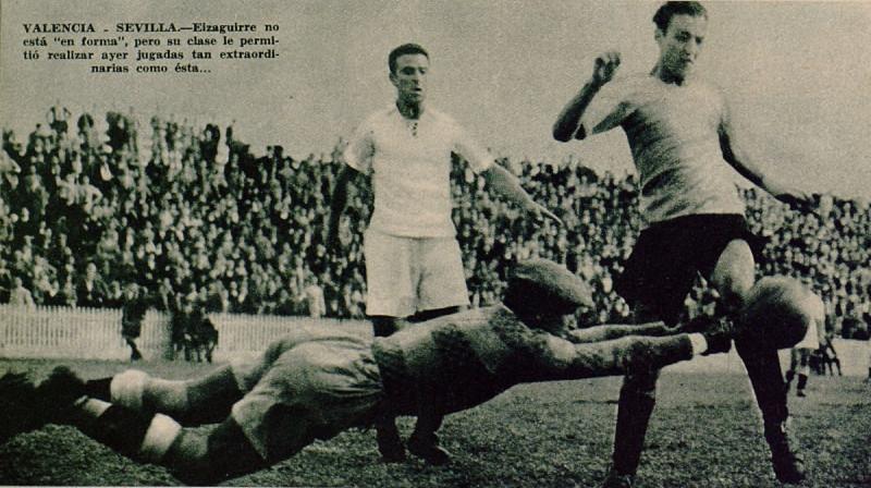 10.11.1935: Valencia CF 5 - 0 Sevilla FC