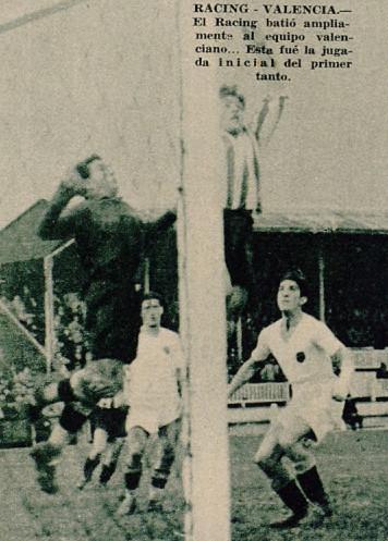 17.11.1935: Rac. Santander 6 - 2 Valencia CF