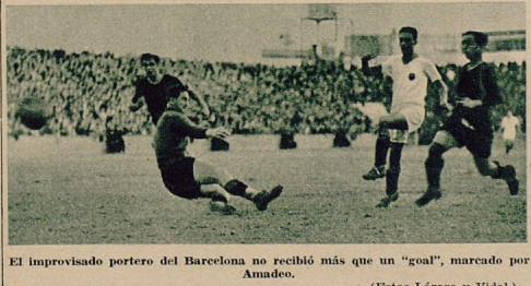 24.11.1935: Valencia CF 1 - 2 FC Barcelona
