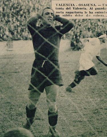 08.12.1935: Valencia CF 2 - 1 CA Osasuna