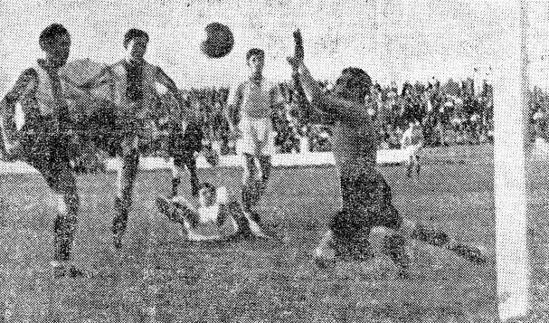 06.06.1937: RCD Espanyol 0 - 2 Valencia CF