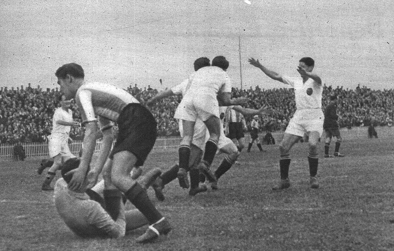 23.06.1940: Valencia CF 1 - 2 RCD Espanyol