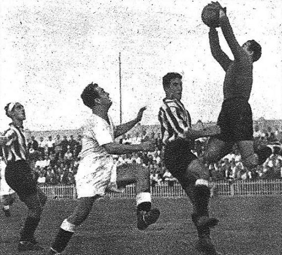 22.09.1940: Valencia CF 4 - 2 RCD Espanyol