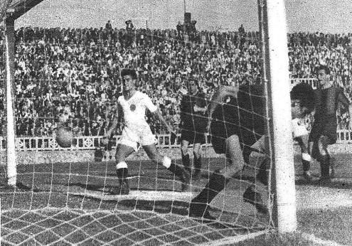 06.10.1940: FC Barcelona 4 - 3 Valencia CF