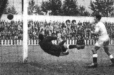 13.10.1940: Sevilla FC 10 - 3 Valencia CF