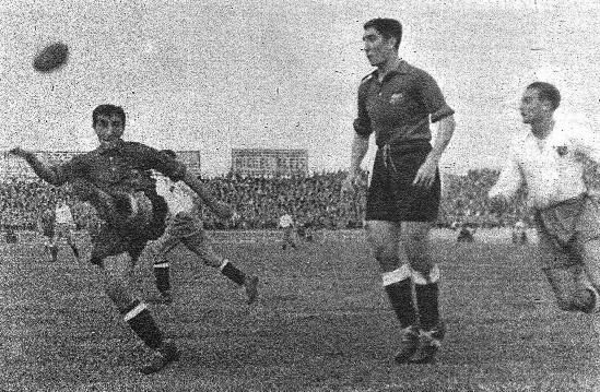 20.10.1940: Valencia CF 1 - 0 Real Zaragoza