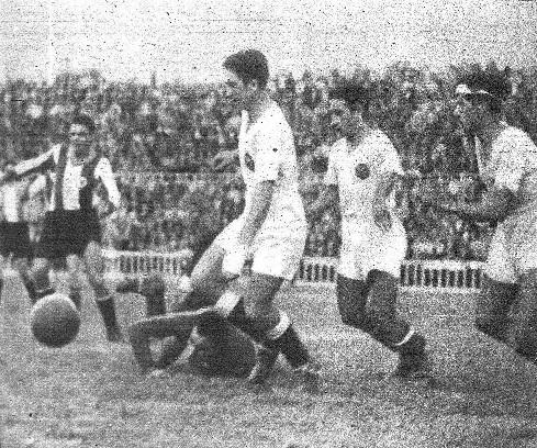 27.10.1940: Hércules CF 0 - 2 Valencia CF