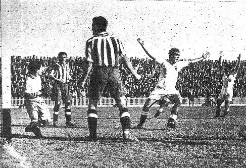 03.11.1940: Valencia CF 3 - 1 At. Madrid