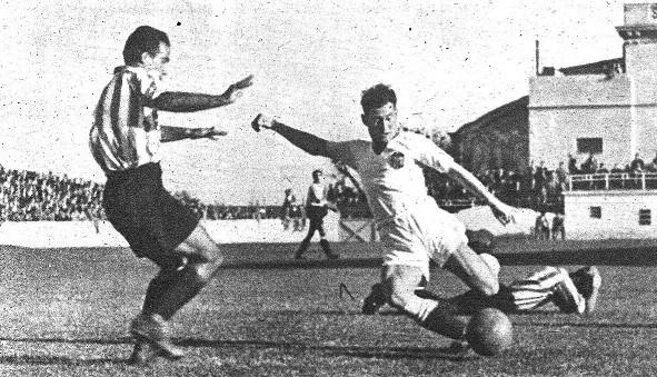 10.11.1940: RCD Espanyol 2 - 1 Valencia CF
