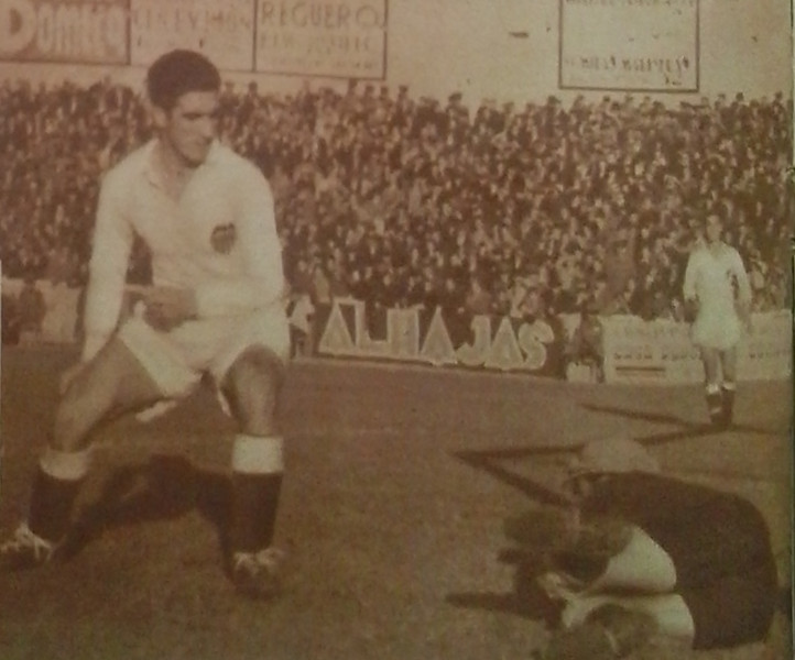 08.12.1940: Real Madrid 6 - 1 Valencia CF
