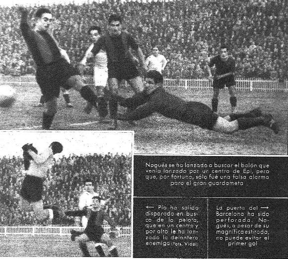 22.12.1940: Valencia CF 3 - 1 FC Barcelona