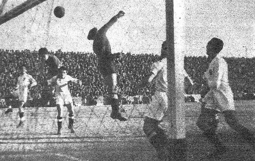 29.12.1940: Valencia CF 4 - 1 Sevilla FC