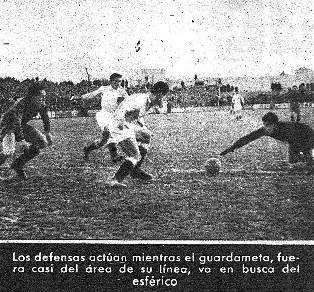 05.01.1941: Real Zaragoza 1 - 2 Valencia CF