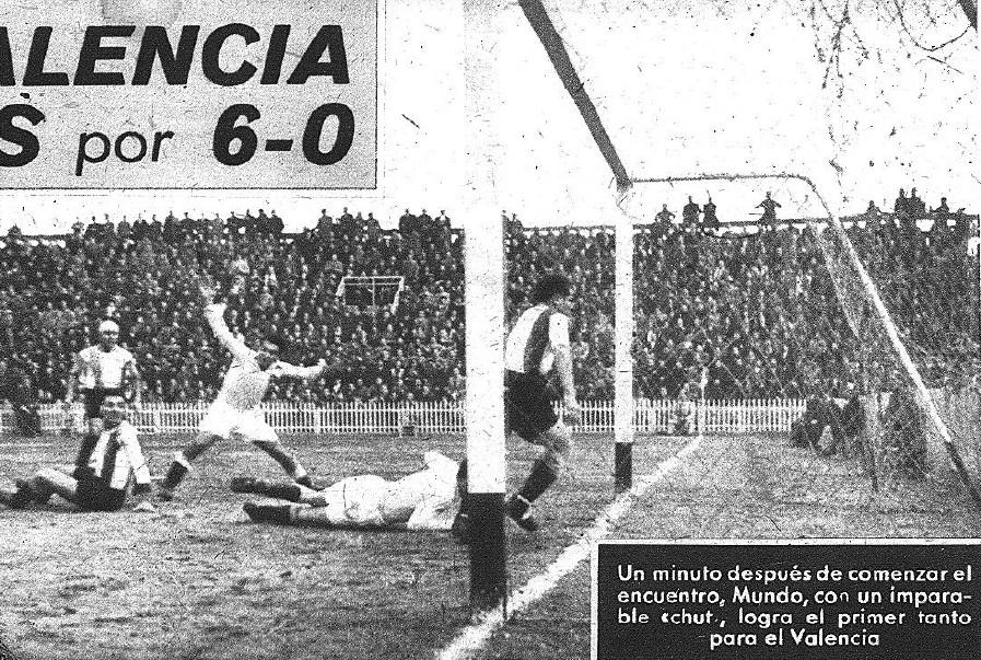19.01.1941: Valencia CF 6 - 0 Hércules CF