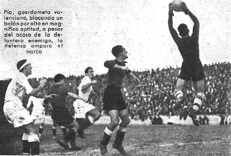 02.03.1941: Valencia CF 1 - 1 Real Madrid