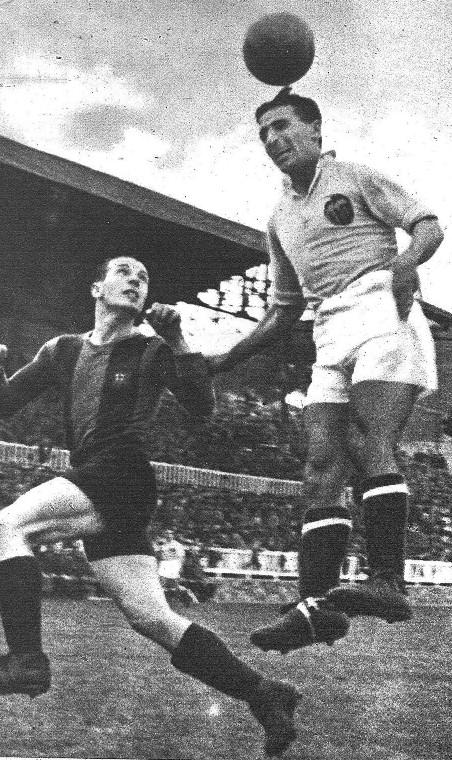 20.04.1941: FC Barcelona 1 - 1 Valencia CF