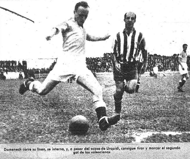 04.05.1941: Valencia CF 2 - 0 At. Madrid