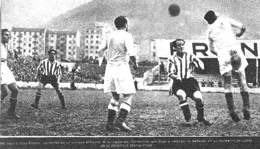 11.05.1941: Athletic Club 2 - 1 Valencia CF