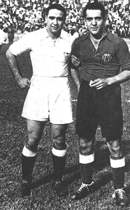 25.05.1941: Valencia CF 8 - 1 Sevilla FC
