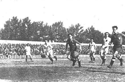 01.06.1941: Sevilla FC 2 - 1 Valencia CF