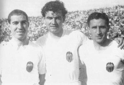 14.09.1941: Valencia CF 5 - 1 RCD Espanyol