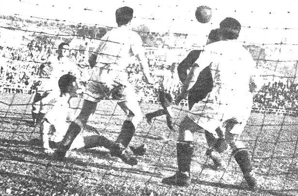 12.10.1941: Granada CF 1 - 2 Valencia CF