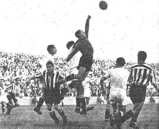 19.10.1941: Valencia CF 1 - 1 Athletic Club