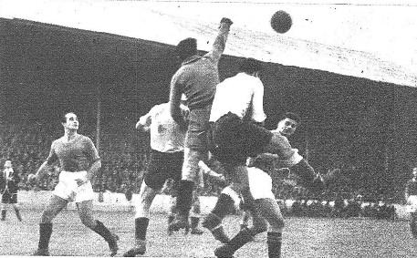 16.11.1941: Valencia CF 5 - 2 Real Oviedo
