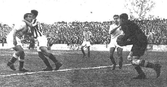 23.11.1941: CD Castellón 2 - 2 Valencia CF