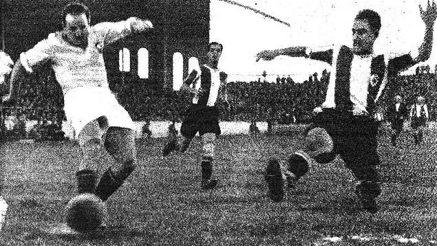 30.11.1941: Valencia CF 7 - 1 Hércules CF