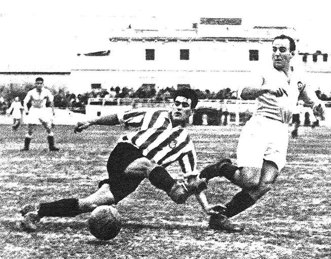 07.12.1941: RCD Espanyol 0 - 1 Valencia CF