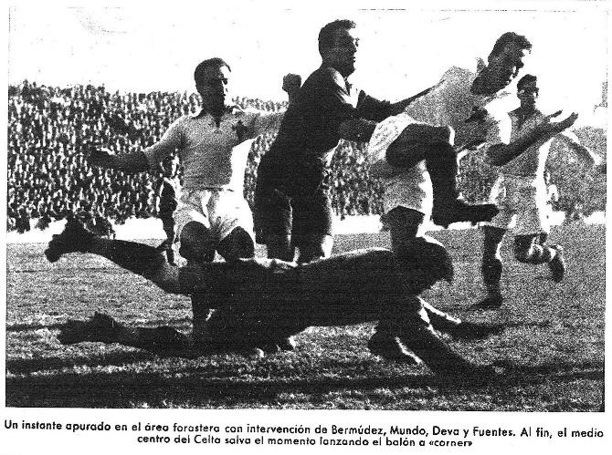 14.12.1941: Valencia CF 7 - 3 Celta de Vigo