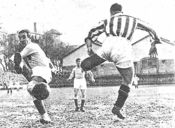 11.01.1942: Real Sociedad 0 - 3 Valencia CF
