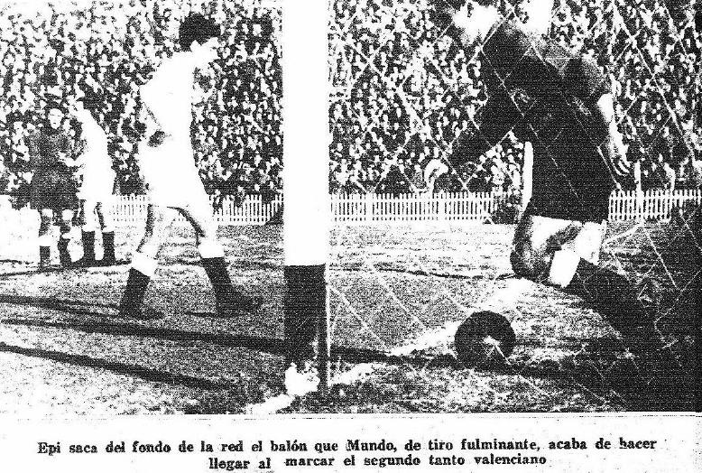 15.02.1942: Valencia CF 8 - 1 Sevilla FC