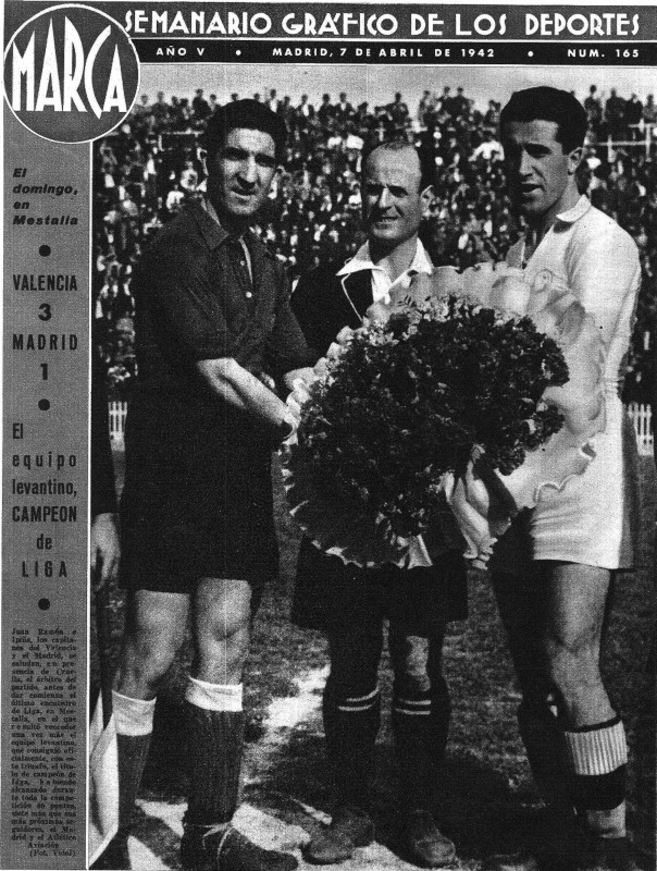 05.04.1942: Valencia CF 3 - 1 Real Madrid