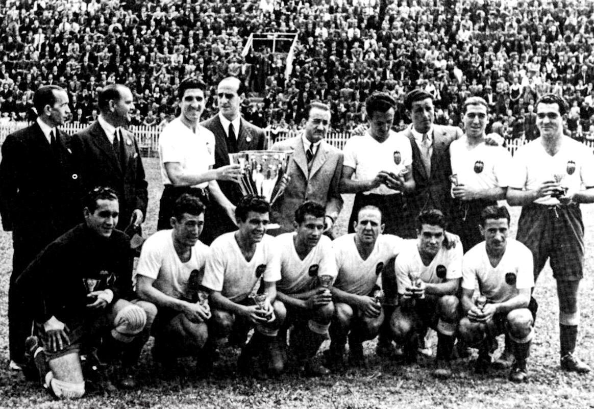 10.05.1942: Valencia CF 6 - 1 Real Sociedad