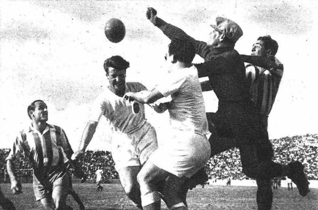 31.05.1942: Valencia CF 5 - 0 Granada CF