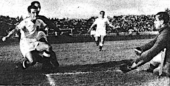 25.10.1942: Valencia CF 7 - 0 Real Oviedo
