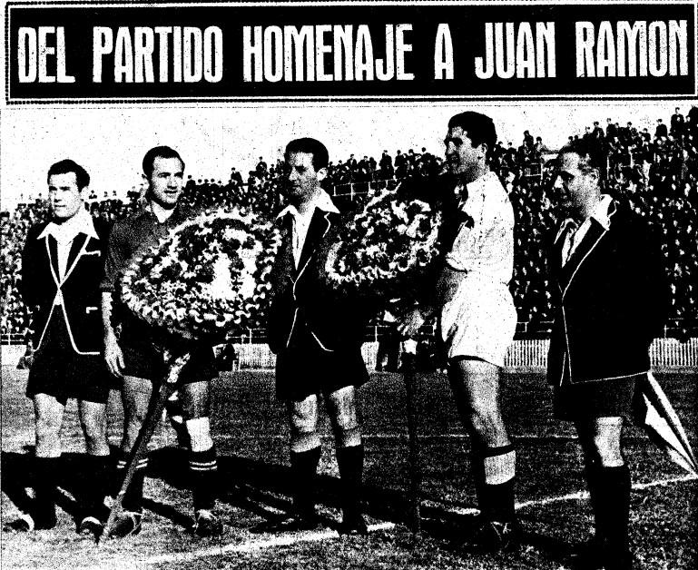 06.01.1943: Valencia CF 6 - 1 Selección LFP